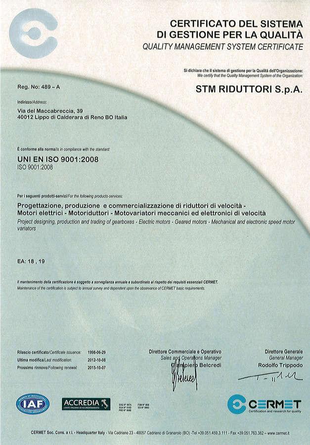 certificato_stm1-ISO-1